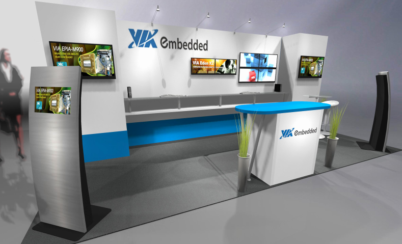 Used Trade Show Booth : Used custom trade show booth usedbooths